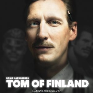 Tom of Finland - Helsinki Filmi/Neutrinos Productions 2017