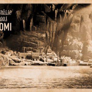 Tomi postcard